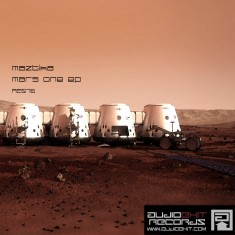 (AE076)Maztika – Mars One EP